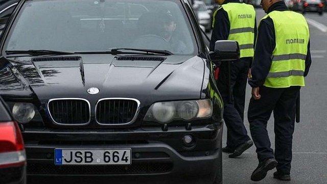 Аналітики оприлюднили дані про те, як поліція ловитиме порушників на єврономерах