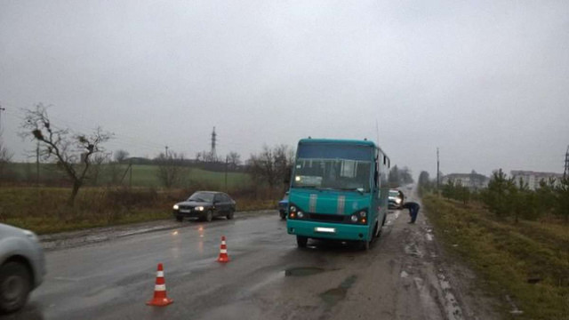 У Золочеві водій маршрутки отримав умовний термін за смертельну ДТП