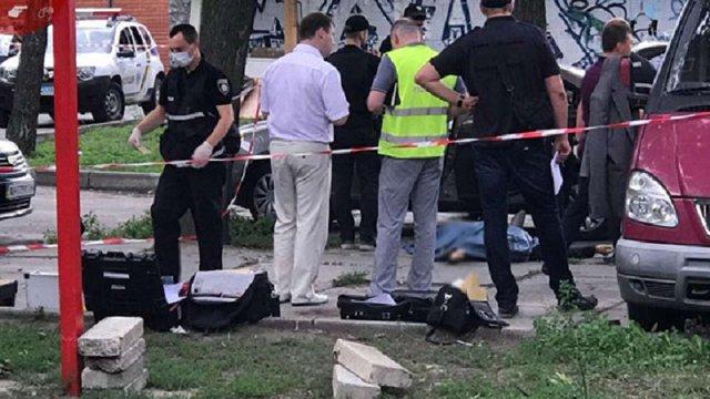 У Києві невідомі застрелили працівника поліції