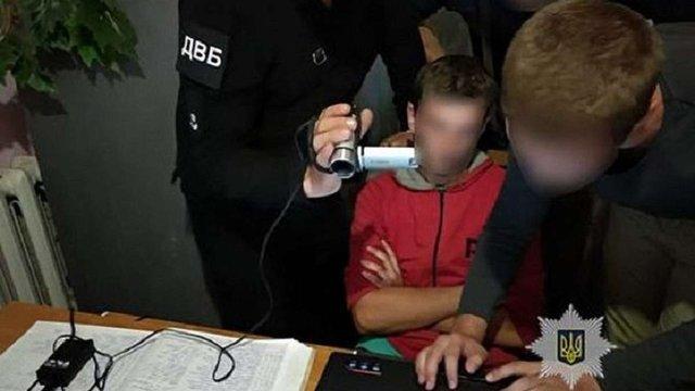 На Івано-Франківщині поліція затримала чоловіка, який вимагав $350 тис. за «звільнення» 20 дітей