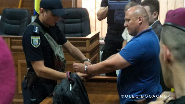 Догхантеру Олексію Святогору продовжили домашній арешт