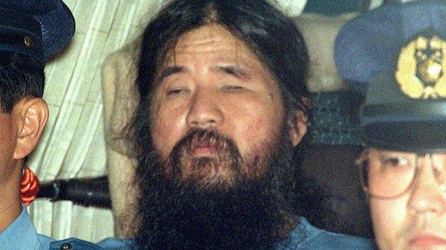 Лідера японської секти «Аум Сінрікьо» стратили за 23 роки після відомого теракту у метро Токіо