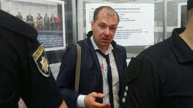 Активісти С14 побили заступника голови партії «Розумна сила»