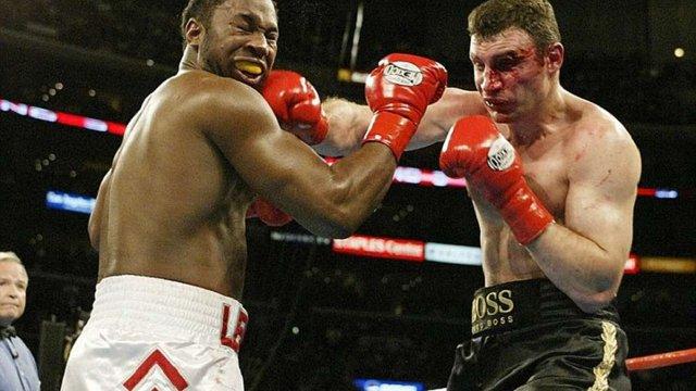 Віталій Кличко повернеться на боксерський ринг заради бою із Ленноксом Льюїсом