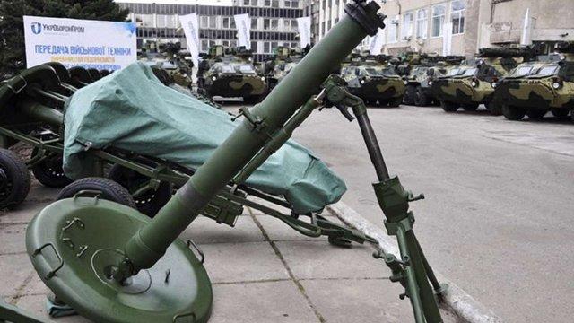ЗСУ не має альтернативи мінометам «Молот», – «Укроборонпром»