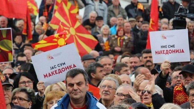 Президент Македонії вдруге відмовився підписати угоду про зміну назви країни