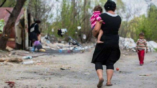 В Україні є близько 3,1 тис. ромських поселень, – голова Нацполіції