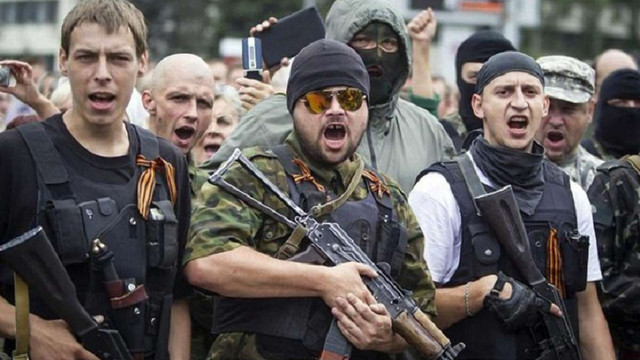 Російські найманці, які воювали на Донбасі, просять Путіна дати їм статус УБД