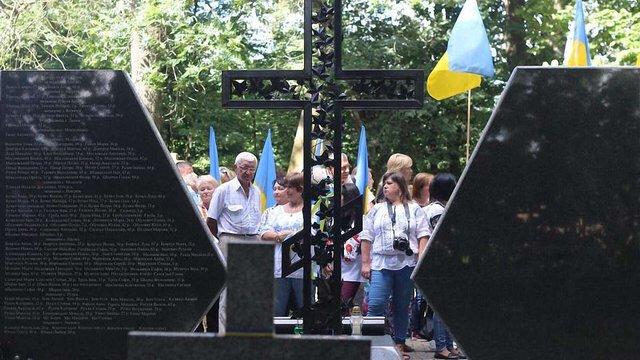 Порошенко закликав Польщу переглянути законодавство про Інститут національної пам'яті