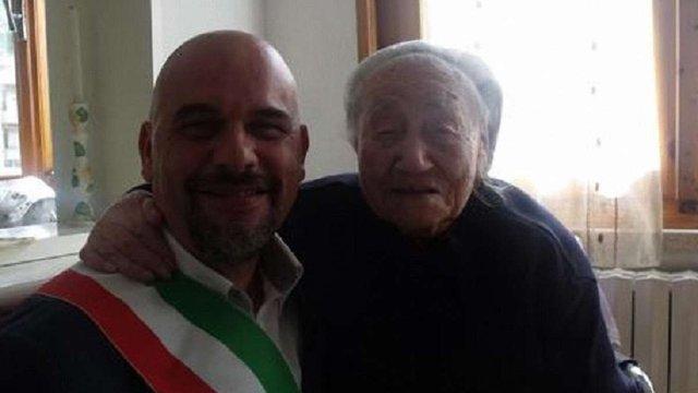 В Італії померла найстаріша жителька Європи