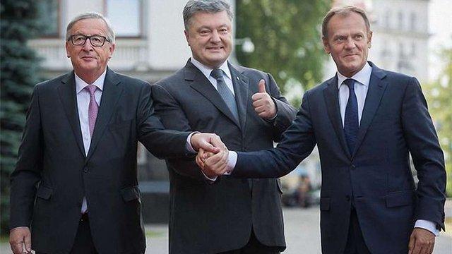 У Брюсселі розпочинається 20-й саміт Україна – ЄС