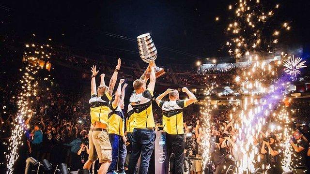 Українці перемогли у міжнародному чемпіонаті з Counter-Strike