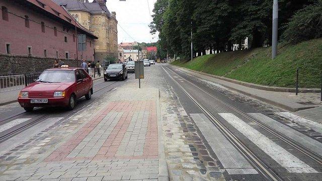 Львів отримає кредит ЄІБ на безпеку дорожнього руху