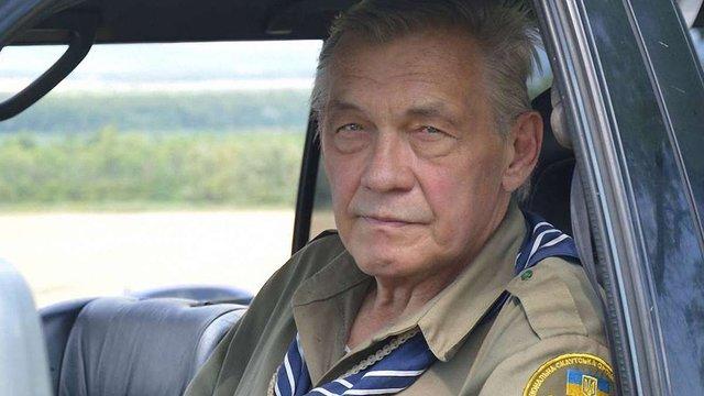 Помер відомий львівський пластун Олесь Криськів