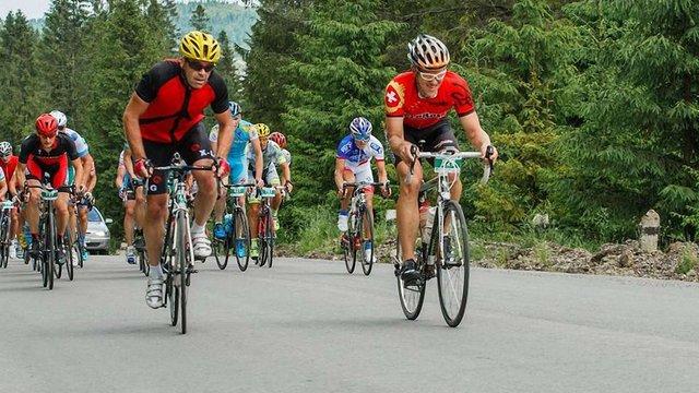 На Львівщині відбудуться всеукраїнські гірські велозмагання Gran Fondo Ukraine