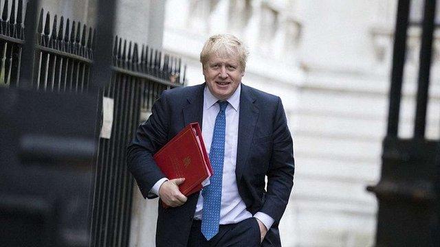 Голова МЗС Великої Британії Борис Джонсон пішов у відставку