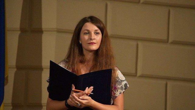 Львів'янку призначили координаторкою конгресів та комітетів PEN International