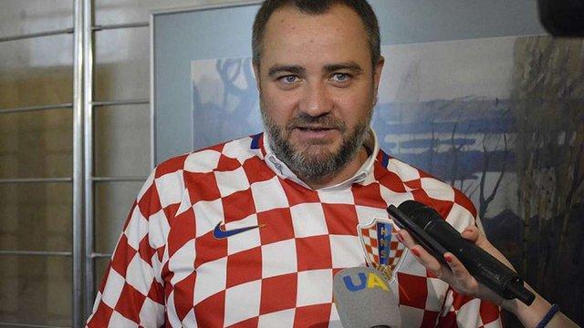 ФФУ планує компенсувати хорвату Огнєну Вукоєвичу штраф ФІФА