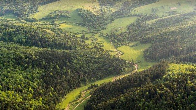 Старосамбірська райрада підтримала створення національного парку «Королівські Бескиди»