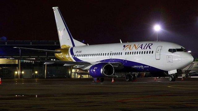 Авіакомпанія YanAir частково погасила борг перед львівським аеропортом