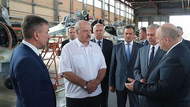 Президент Білорусі заявив про націоналізацію заводу «Мотор Січі»