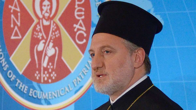 Член Синоду Вселенського патріархату назвав Українську церкву матір'ю Російської
