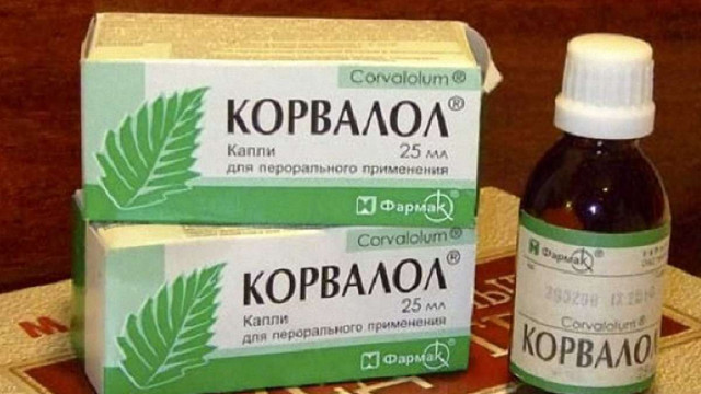 Дві українські фармацевтичні компанії судяться через краплі «Корвалол»