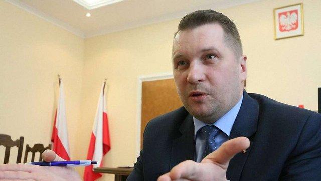 Голова Люблінського воєводства Польщі поскаржився в прокуратуру на лідера місцевих українців