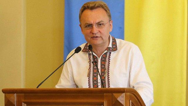 Депутати Львівської міськради затвердили щорічний звіт мера