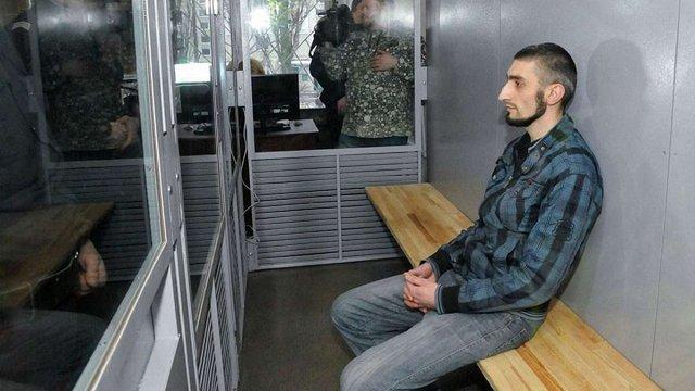 Апеляційний суд залишив антимайданівцю «Топазу» вісім років в'язниці