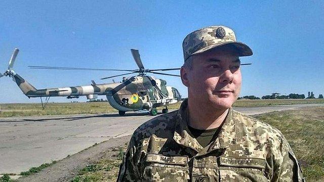 Командувач Операції об'єднаних сил розповів про ідеологічну деокупацію Донбасу