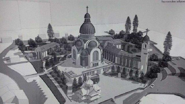 Львівська мерія погодила будівництво нової церкви УГКЦ на вул. Варшавській