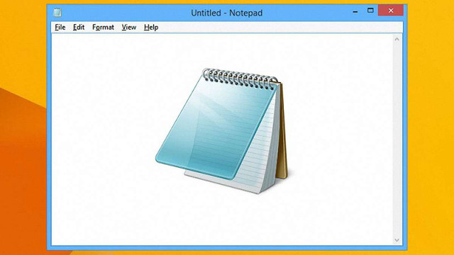 Корпорація Microsoft вперше за понад 10 років оновить додаток «Блокнот»