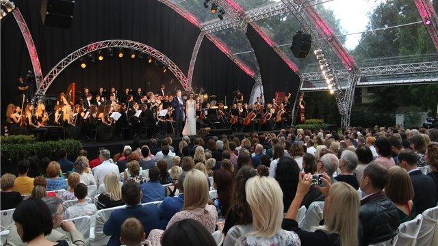 У Львові відбулося урочисте відкриття міжнародного фестивалю LvivMozArt