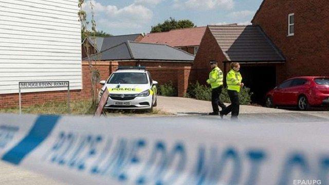 Поліція Великої Британії заявила, що знайшла флакон з отрутою «Новачок»
