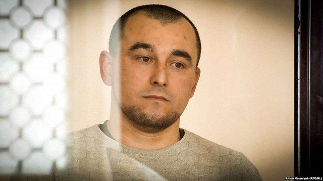 В окупованому Криму політв'язень Ісмаїл Рамазанов вийшов на волю