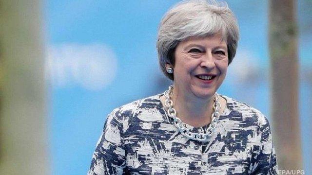 Тереза Мей допустила скасування Brexit