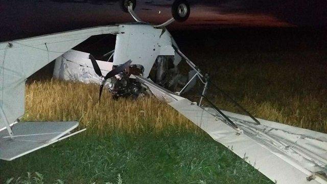 На Сумщині сталася друга за тиждень аварія літака зі смертельними наслідками
