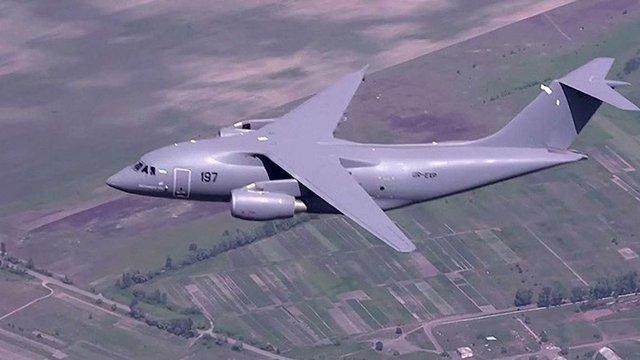 Україна візьме участь в авіавиставці Farnborough Airshow в Лодоні