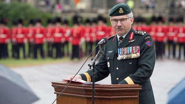 Онук українських іммігрантів з Львівщини став заступником начальника штабу оборони Канади
