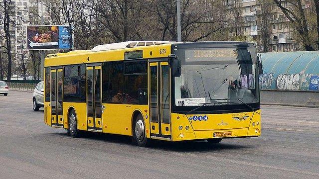 У вересні Львів планує отримати першу партію нових автобусів МАЗ