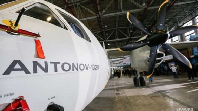 «Антонов» разом зі швейцарцями випускатиме гібридні дрони