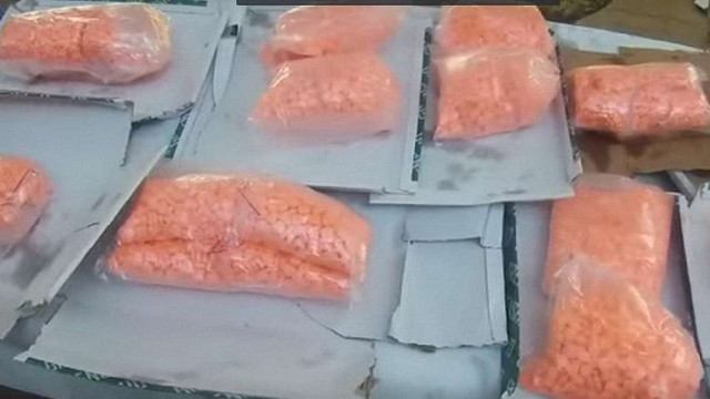 У Краковці в автомобілі громадянина Румунії прикордонники виявили майже 8 кг екстазі