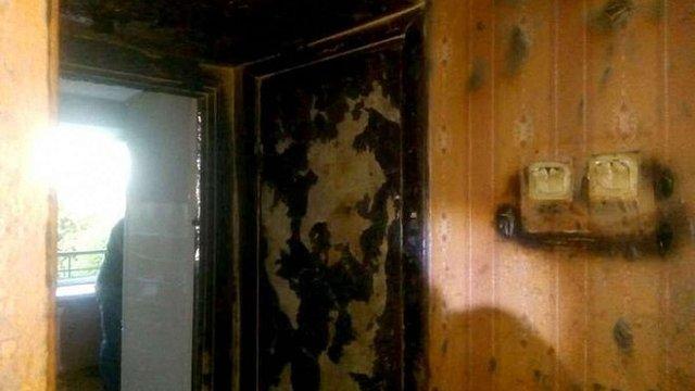 У Тернополі жінка ледь не вбила чоловіка та семирічного сина, намагаючись вчинити самогубство