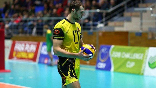 Волейбольний клуб «Кажани» підсилив склад новими гравцями