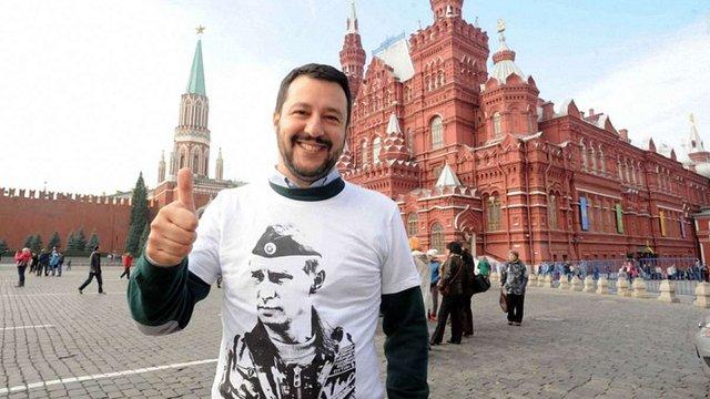 Віце-прем'єр Італії назвав анексію Криму законною, а Революцію Гідності – «фальшивою»