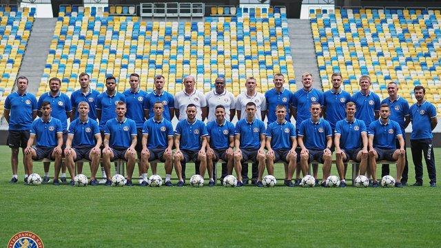 ФК «Львів» представив новачків та поділився планами на сезон