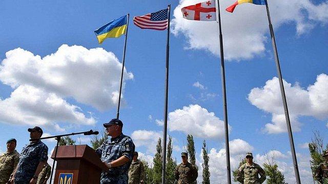 На півдні України завершилися військові навчання «Сі Бриз – 2018»
