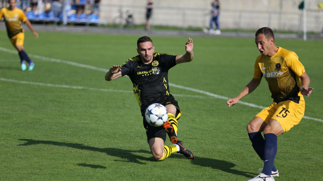 Винниківський «Рух» програв вдома «Дніпро-1» у матчі Першої ліги
