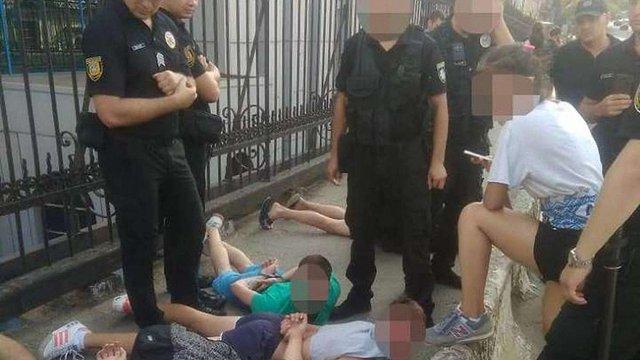 Через масову бійку в Одесі відкрито перші кримінальні провадження